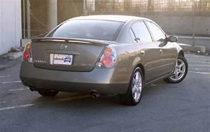 2003 Nissan Altima Car Manual
