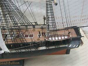 Completed USS Constitution Ship Model Now Available ...