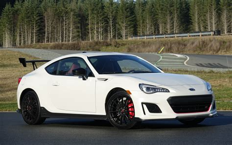 2018 Subaru Brz Ts Better, Faster And More Exclusive 220