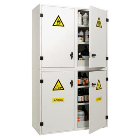 armoire multirisque 4 compartiments pour produit dangereux