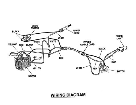 Router Wiring Diagram by Craftsman Router Wiring Diagram Wiring Library