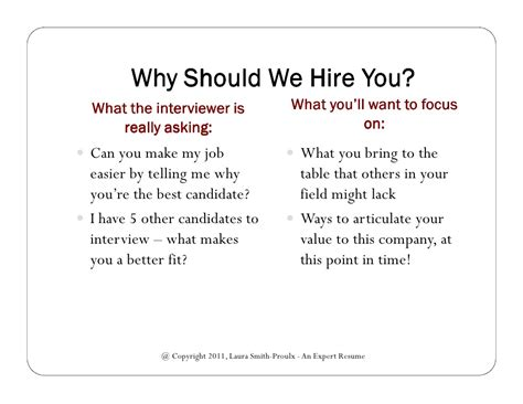 Why Should We Hire You Answers by 7 Questions You Must Be Prepared To Answer