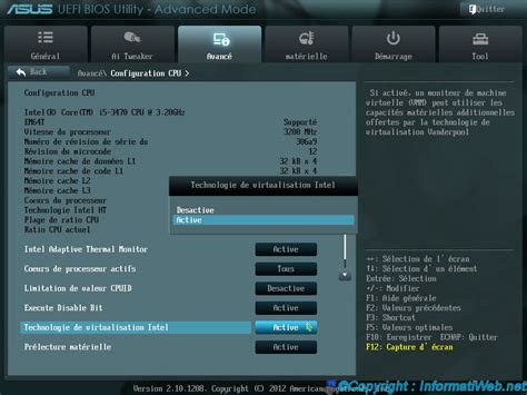 Asus Modified Bios Repository by Enable Virtualization Intel Vt X Amd V Bios