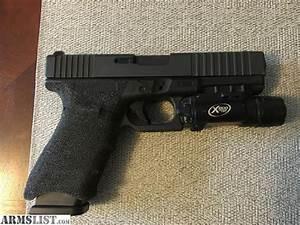 ARMSLIST - For Trade: Custom glock 21 SF