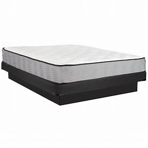 City Furniture Marathon Innerspring Low Profile Mattress Set