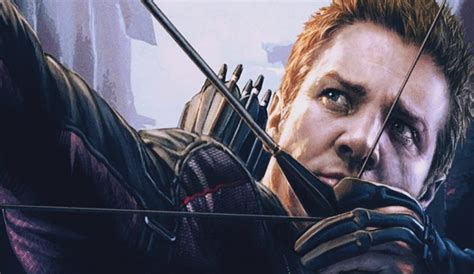 Jeremy Renner Teases Hawkeye Return For Avengers