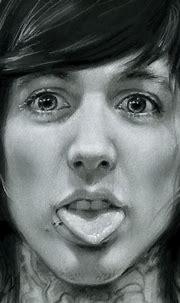 Drop Dead Oli Sykes by Cynthia-Blair on DeviantArt