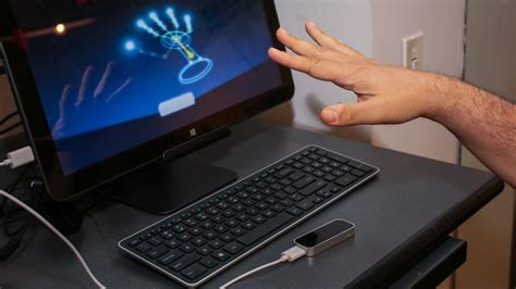 leap motion controller review virtual reality