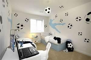 Zimmer Für Teenager Gestalten : fu ball zimmer design ideen teenager kinderzimmer pinterest kinder zimmer kinderzimmer ~ Frokenaadalensverden.com Haus und Dekorationen