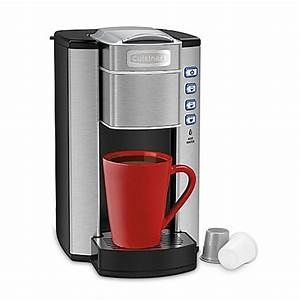 Cuisinart® Compact Single Serve Coffee Maker - Bed Bath