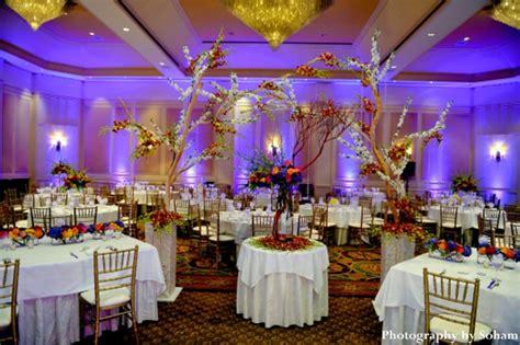 Wedding Venues Decoration : Romantic Indian Wedding Reception By Soham Photography