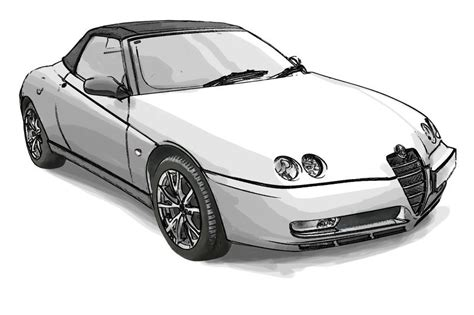 Alfa Romeo Servicing