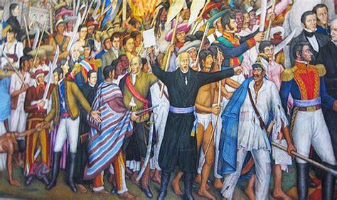 history  mexicos independence day  el grito