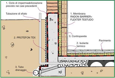 Impermeabilizzazione Muri Interni Impermeabilizzazione Pavimento Controterra Idee Immagine