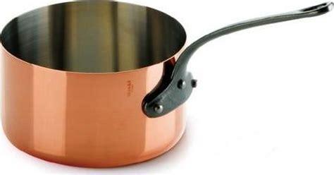 ustensile de cuisine en r casserole et poele en cuivre nox bi laminé