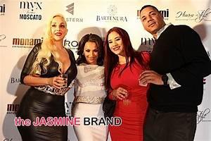 Mona Scott-Young Hosts Holiday Party: Stevie J, Joseline ...