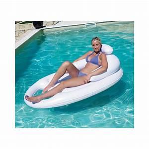 Matelas Gonflable Pour Piscine : fauteuil piscine gonflable lounger surf ~ Dailycaller-alerts.com Idées de Décoration