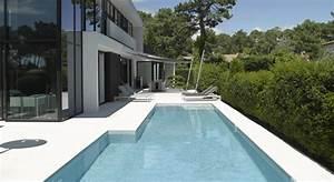Piscine Couloir De Nage : construction r novation de piscines adonis paysages ~ Premium-room.com Idées de Décoration