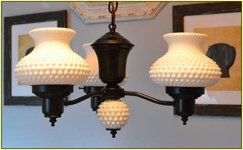 milk glass chandelier martha stewart home design ideas