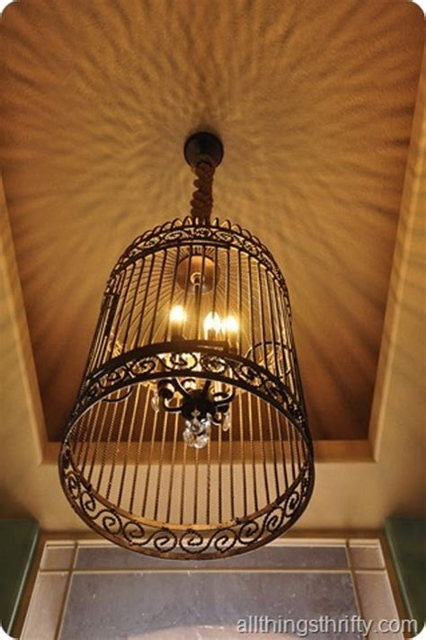 how to make a birdcage chandelier 25 fantastic diy chandelier ideas and tutorials hative