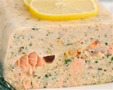 recette cuisine az terrine de saumon cuisine az
