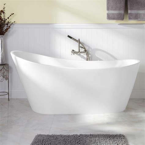 coat hooks door mounted 65 quot arcola acrylic freestanding tub bathtubs bathroom