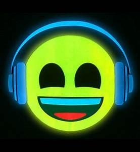 GlowCity s Brand New Light Up Headphones Emoji Masks
