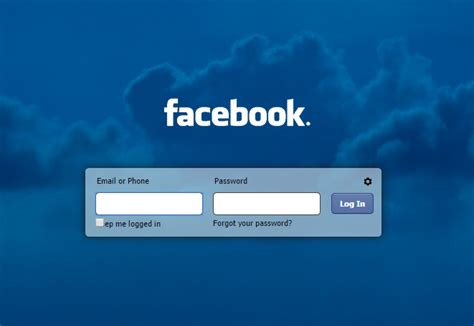 [how To] Change/refresh Facebook Homepage Login Screen