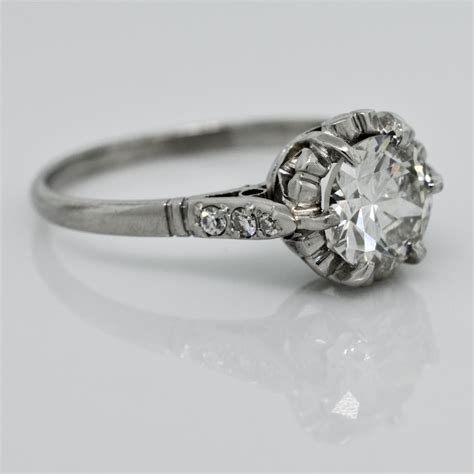 Home Design Diamonds by Antique Crown Design Ring Claude Morady Estate
