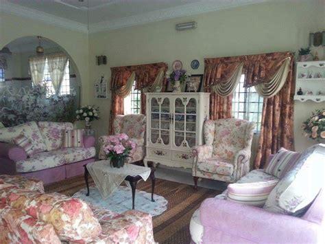 dekorasi ruang tamu english style desainrumahidcom