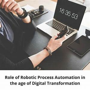 The Impact of Robotic Process Automation in Financial Services