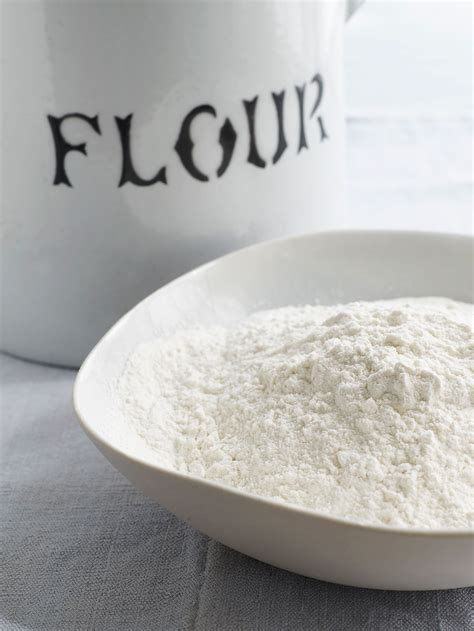 Kitchen Interior Decorating Ideas - all the different types of wheat flour