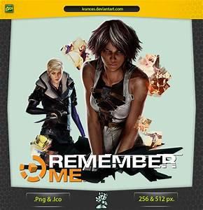 Remember Me - ICON v3 by IvanCEs on DeviantArt