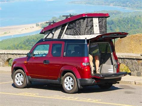 Honda Element Cer Top by Turn Your Honda Element Into A Hotelement