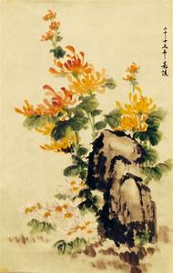 demo painting 2013 谭嘉陵 traditional brush painting