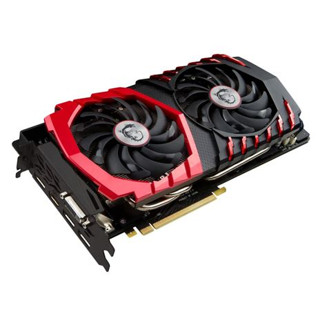 best geforce graphics card msi geforce gtx 1080 gaming x rgb 8192mb gddr ocuk