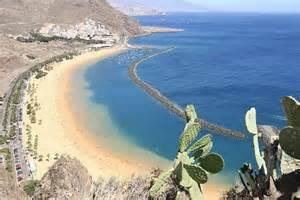 Tenerife Canary Islands Beaches