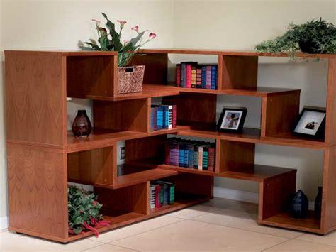 Corner Bookshelf Ikea Efficient Interior Storage Homesfeed