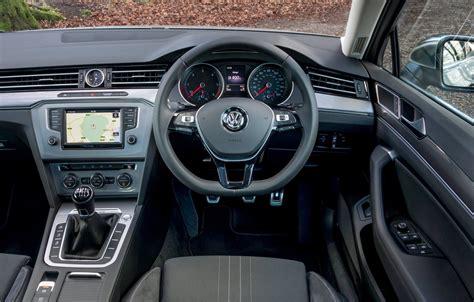 volkswagen passat alltrack review  parkers