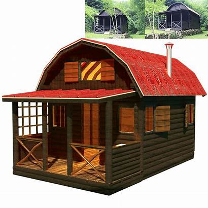 Plans Cottage Tiny Houses Diy Weekend Country