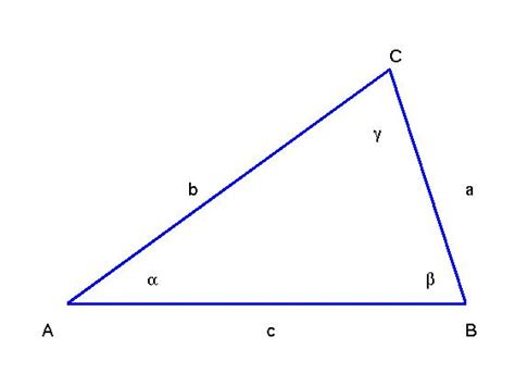 hoehe im dreieck berechnen