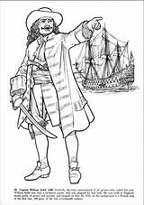 Coloring Pirate Pirates Buccaneers Spanish Armada Coloriage Adult Histoire Caribbean Ships Additional Rainbowresource Cove Resource Rainbow Error Worksheets Stealing sketch template