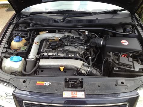 Audi S3 Driveway Engine Removal