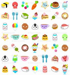 yummy foods by berrysprite. #food #kawaii Inspiration for ...