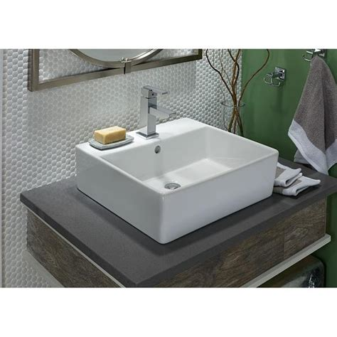 above counter kitchen sinks american standard bath sink loft above counter canaroma 3957