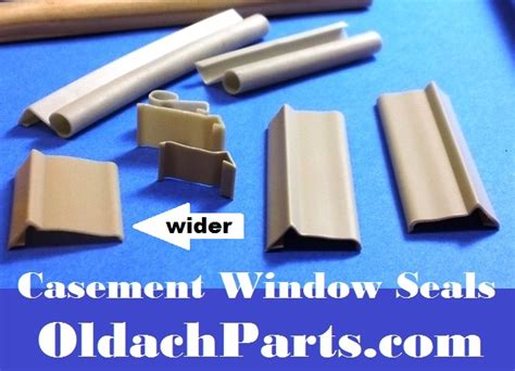 oldach slider casement window meeting rail weatherstrip leaf seal wide type oldach parts