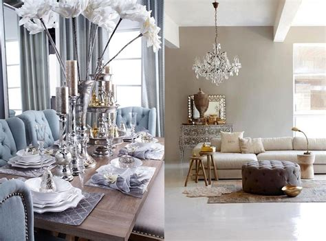 Home Decor Interior Design by Neutral Metallics Interior Design Trends 2018 Home Decor