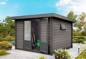 Gartenhaus Aus Wpc : wolff gartenhaus trend d bxt 340x332 cm kaufen otto ~ Eleganceandgraceweddings.com Haus und Dekorationen