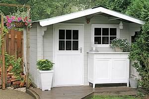 Farbe Weiß Streichen : gartenhaus streichen moose f rg einfach langlebig sch n ~ Whattoseeinmadrid.com Haus und Dekorationen