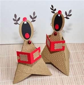 Weihnachtliche Deko Ideen : die besten 25 elche ideen auf pinterest elche basteln weihnachtskarte rentier basteln und ~ Markanthonyermac.com Haus und Dekorationen